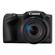 Canon PowerShot SX420 IS WiFi 20.0MP 42x Optical Zoom Digital Camera - Black - $299.99 ($50.00 off)