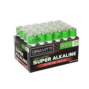Gravitti Super Alkaline Batteries  - $8.99