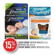 15% Off Silent Snooz Snore Reducer