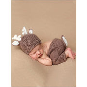 The Blueberry Hill Babies' [0-3m] Hartley Deer Newborn Two-Piece Set - $24.99 ($65.01 Off)