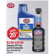 STP Fuel and Oil Treatments - $3.99 - $19.99 (20% off)