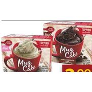 Betty Crocker Mug Cake - $3.99 ($1.00 off)