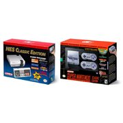 Amazon.ca: Nintendo NES Classic Edition and Super NES Classic Edition In Stock Online