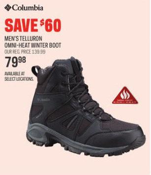 Telluron Omni-Heat Winter Boot
