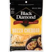 Black Diamond Cheese Bars, Shredded Cheese or Cheestrings - $5.99