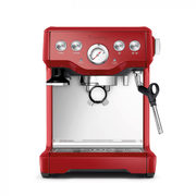 Breville The Infuser Cranberry Manual Espresso Machine - $584.98 ($65.01 Off)
