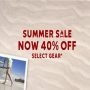 Columbia Summer Sale: 40% off Select Gear