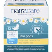 Natracare Pads, Liners, Tampons Or Wipes - Up to 20% off