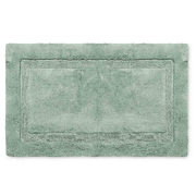 "Wamsutta® Luxury 24"" X 40"" Border Bath Rug - $57.74 ($19.25 Off)"