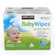 Kirkland Signature Tencel Unscented Baby Wipes - $4.20 off