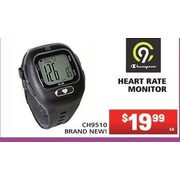 Heart Rate Monitor - $19.99