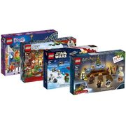 Walmart: $10.00 Off All 2019 LEGO Advent Calendars, Including LEGO Harry Potter and LEGO Star Wars