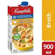 Campbell's Broth - $1.67/900 ml