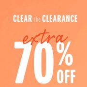 J.Crew Factory: EXTRA 70% off 4+ Clearance Styles