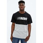 Aéropostale Cut & Sew Reflective Logo Graphic Tee - $12.50 ($12.49 Off)