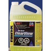 Rain-X ClearView Windshield Washer Fluid  - $9.77