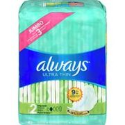 Always Pads, Liners, Tampax Pearl, Base Tampons, U by Kotex Tampons, Pads or Liners  - $7.99