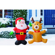 3' Tall Indoor/outdoor Inflatable Decor - $16.99